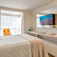 Bedroom by Rê Freitas