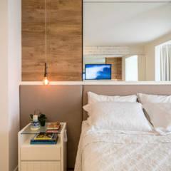 Hampton's Style: Quartos  por Rê Freitas
