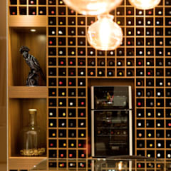 قبو النبيذ تنفيذ Rê Freitas