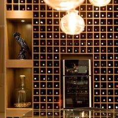 Wine cellar by Rê Freitas