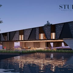 Biệt thự by Stuen Arquitectos