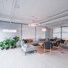 휴게공간: SG internatinal의  사무실