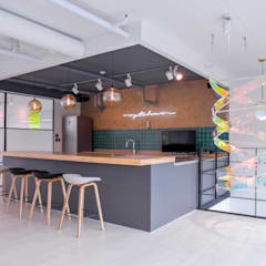 Offices & stores by SG international,