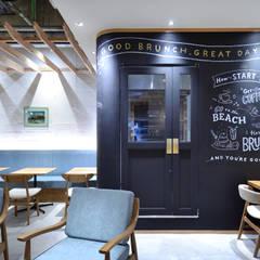 YORKYS BRUNCH 神戸元町店: TRANSFORM  株式会社シーエーティが手掛けたレストランです。