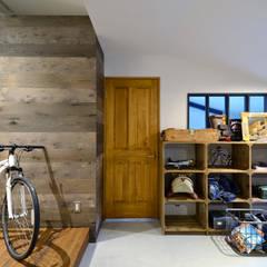 A邸: TRANSFORM  株式会社シーエーティが手掛けた寝室です。