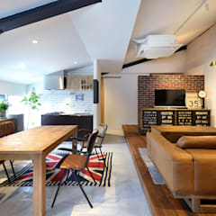 A邸: TRANSFORM  株式会社シーエーティが手掛けたキッチンです。