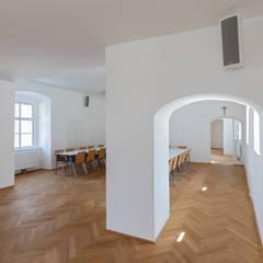 Pfarrhof Eggenburg:  Arbeitszimmer von grmw