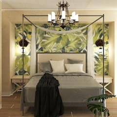 Bedroom by Eli's Home,