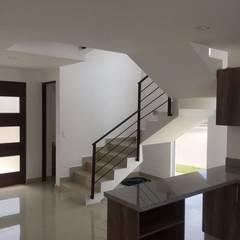 Onix: Comedores de estilo  por Integra Arquitectos
