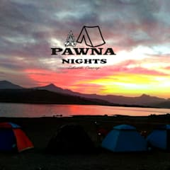 Halaman depan by Pawna Lake Camping | Pawna Nights