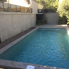 Garden Pool by Arqsol, Minimalist