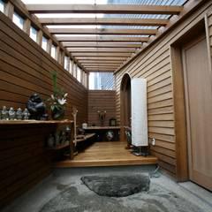 Lucernario in stile  di 株式会社高野設計工房