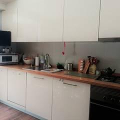 Remodelação de Cozinha em Aveiro: Cozinhas  por Protega