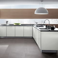 Kitchen units by Subramanian- Homify