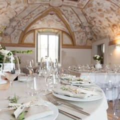 Event venues by FRANCESCO CARDANO Interior designer