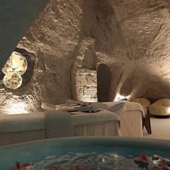Luxury Hotel: Hotel in stile  di FRANCESCO CARDANO Interior designer