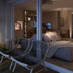 Terrace by FRANCESCO CARDANO Interior designer