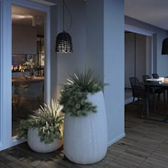 Terrace by FRANCESCO CARDANO Interior designer