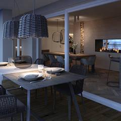 Patios & Decks by FRANCESCO CARDANO Interior designer