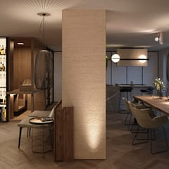 Dining room by FRANCESCO CARDANO Interior designer