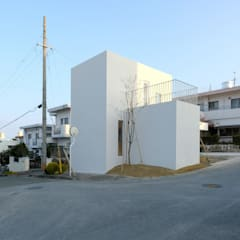 中城の家: STUDIO COCHI ARCHITECTSが手掛けた家です。