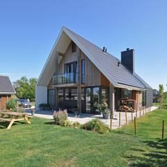 منازل تنفيذ Bongers Architecten