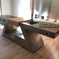 Inbouwkeukens door ZED EXPERIENCE - indoor & outdoor kitchen