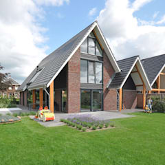 Villas by Bongers Architecten
