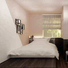 Bedroom by Co+in Collaborative Lab
