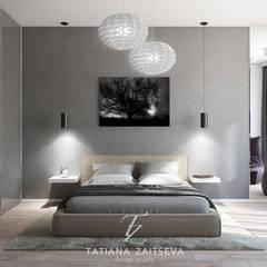 Zaprojektuj projekt mieszkania na ulicy. Dragomirov: styl , w kategorii Ściany zaprojektowany przez Design studio TZinterior group