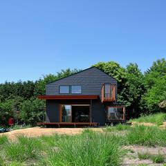 منازل تنفيذ 稲山貴則 建築設計事務所