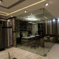 Commercial Spaces by SPACCE INTERIORS, Modern