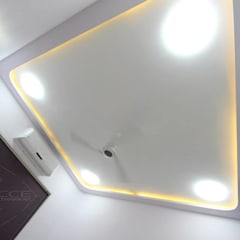 Plat dak door SPACCE INTERIORS