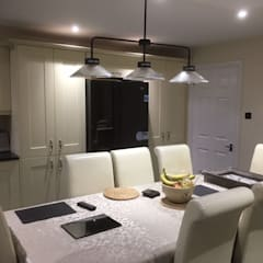 Built-in kitchens by Square Designs