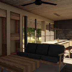 House Study 01:  Ruang Keluarga by alexander and philips