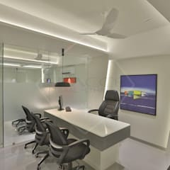 Commercial Spaces by SPACCE INTERIORS