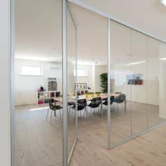 Projekty,  Drzwi zaprojektowane przez B+P architetti