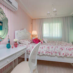 Girls Bedroom توسطRI Arquitetura
