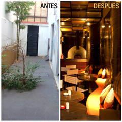 Gastronomy by DISEÑO DE BARES Y RESTAURANTES B&Ö  Arquitectura, decoración, diseño de interiores y Muebles