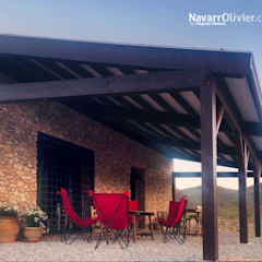 Lean-to roof by NavarrOlivier