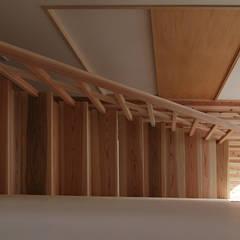 階段: 原 空間工作所 HARA Urban Space Factoryが手掛けた階段です。