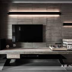 جدران تنفيذ 禾郅 室內設計