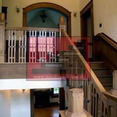 RST AHŞAP  – MERDİVEN:  tarz Merdivenler