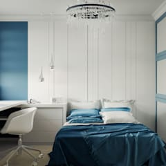 Boys Bedroom by IL design