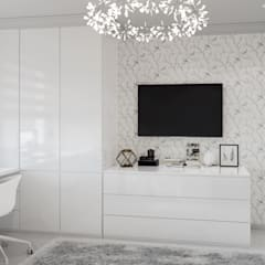 Teen bedroom by IL design