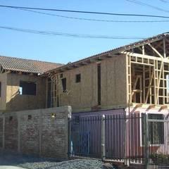 Ampliacion segundo piso: Casas de estilo  por Constructora Zepeda y Salfate Ltda.
