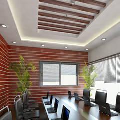 Administration Office:  مكتب عمل أو دراسة تنفيذ Zoning Architects