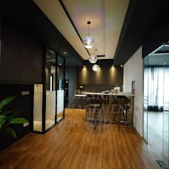 Office buildings by PTL Design & Management Sdn Bhd