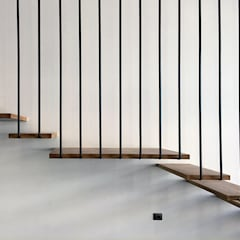 Stairs by Lilura Design, Modern