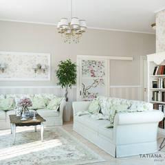 Ruang Multimedia oleh Design studio TZinterior group, Klasik